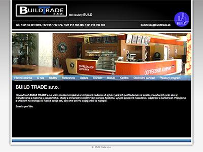 Stavebná spoločnosť BUILD TRADE